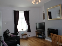 "Light airy lounge with 37""L.G. T.V. with Freeview"