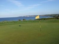 17th Hole at Filey Golf club