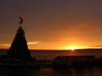 Sunrise over Flamborough Head